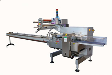 technical support for flow wrappers Tuscan 380
