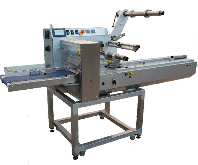 Compact Flow400 compact flow wrapper