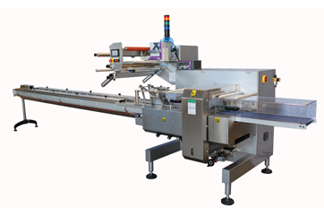 ZA650E3 for bakery packaging